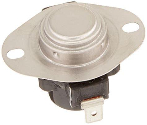 adjustable fan limit switch emerson 3f05 1 adjustable snap disc fan control ebay