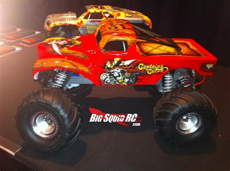 rc monster jam traxxas monster jam replica news 171 big squid rc rc car