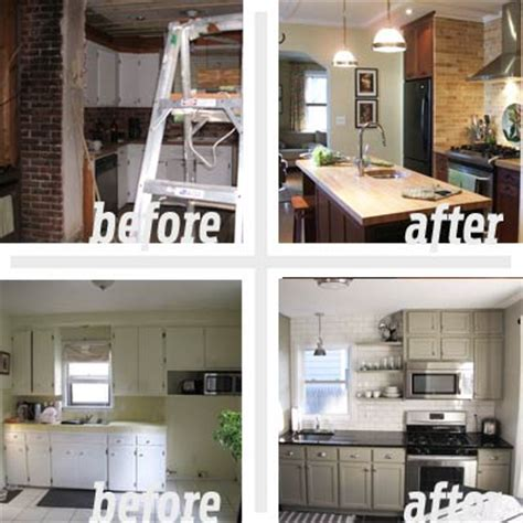 old house kitchen renovation before and after old farmhouse exterior makeovers joy studio design gallery best