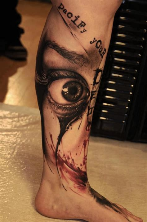 tattoo eye ink 35 unique eye tattoos