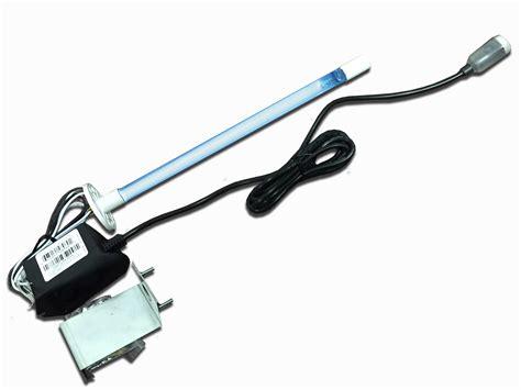 uv light air cleaner clean comfort ultraviolet germicidal uv 14 quot light kit