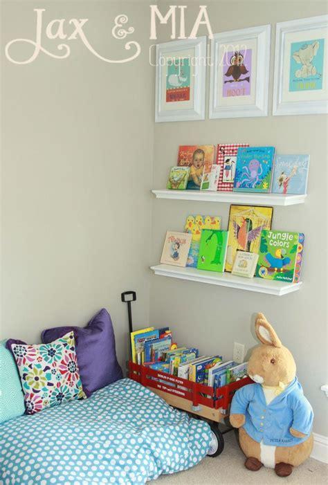 themes for reading corners reading corner idea use crib mattress in corner topped