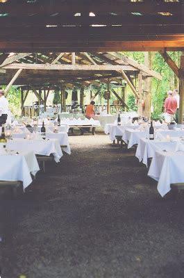 The Lindseys: Park Wedding Shelter Decor