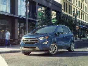 ford new car ecosport 2017 ford ecosport 4wd to be launched in india drivespark