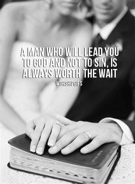 Waiting for a godly man. | Great Quotes | Quotes