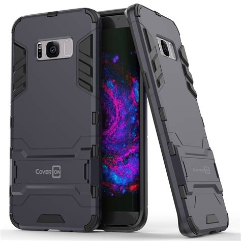 Hardcase List Emas For Samsung S8 for samsung galaxy s8 kickstand protective slim