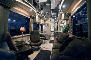 Luxury Motor Homes Custom Luxury Travel Trailers You Might Be Wondering About The Permits Well These Happen To