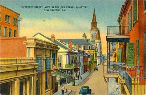 postcards from orleans parish louisiana