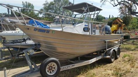 22 Ft Cuddy Cabin Boats For Sale by 22 Ft Bayrunner Cuddy Cabin For Sale 21000 Saltwater