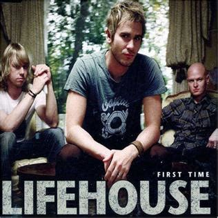 life house first time lifehouse song wikipedia