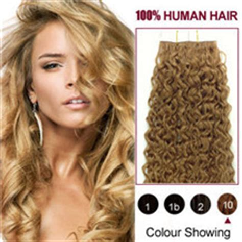 light brown wavy hair extensions 18 quot light brown 10 20pcs curly in human hair