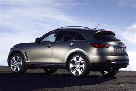 2009 infiniti fx used car review autotrader