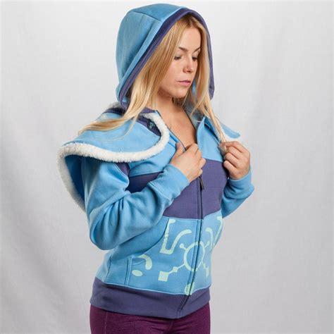 Sweater Hoodie Zipper Dota Fnatic 3 valve store maiden hoodie
