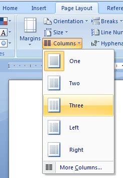 membuat id card dengan word 2007 nisura cara cepat membuat brosur cetakan dengan ms word