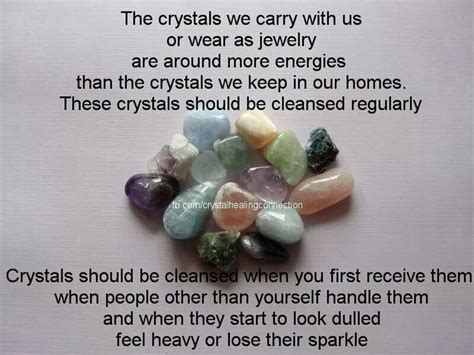 Crystals To Detox The by Cleansing Healing Stones And Crystals