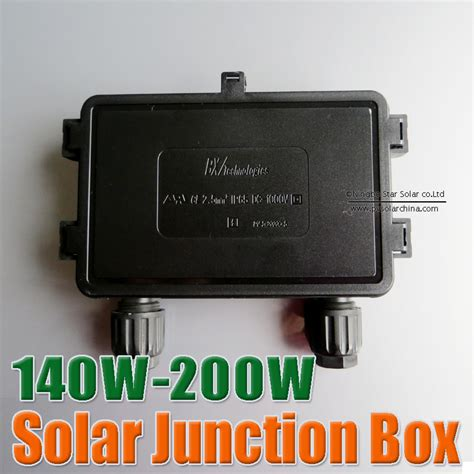 Panel Junction Box solar junction box waterproof solar free engine image