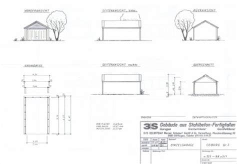 Bauantrag Carport Muster