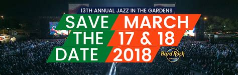 Jazz In The Gardens Tickets by Jazz In The Gardens Jazz In The Gardens Miami Gardens