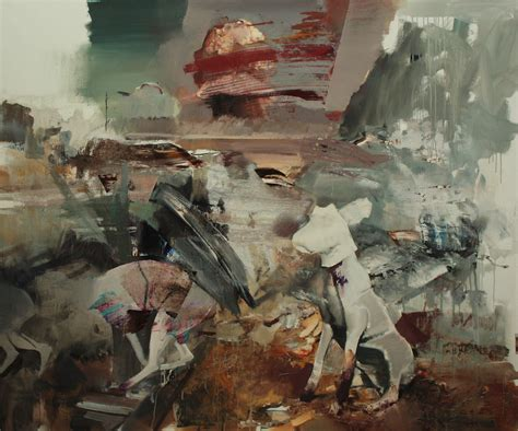 painting new 2014 adrian ghenie about the artist and his show at s m a k
