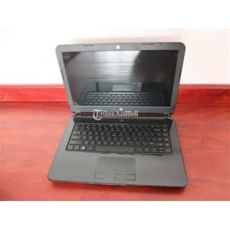 laptop hp a4 5000 ram 2gb mulus normal baterai awet siap