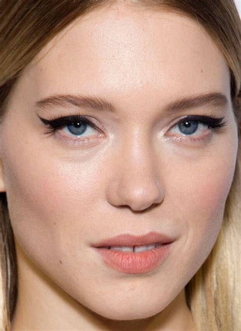 lea seydoux eyes 10 french beauty secrets which will change your skin and