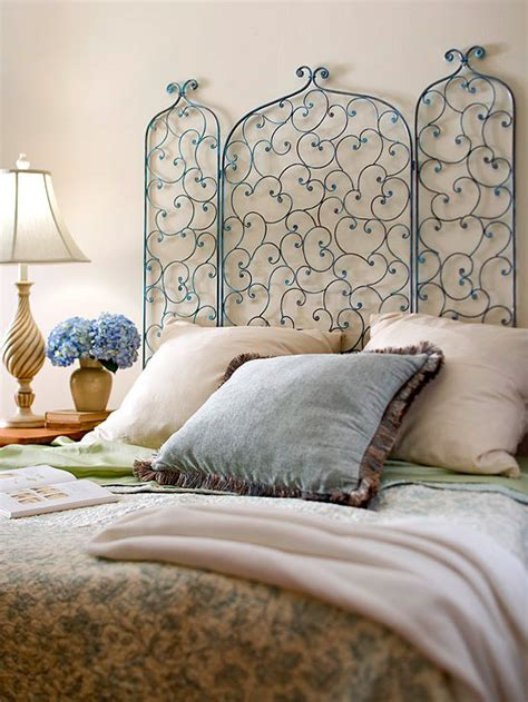hanging a headboard on the wall it s written on the wall check out these clever and