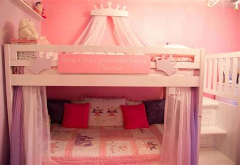 Bunk Bed Decoration Decorating A Shared Room On A Budget Clutterbug Me