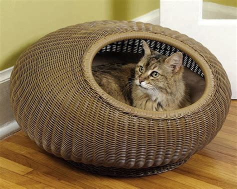 cat pods decorative cat pod bed from mr herzher s hauspanther
