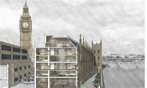 westminster palace floor plan westminster palace restoration and renovation hok