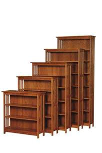 Mission Style Bookcases Mission Style Bookcase Plans Plans Diy Free Download