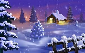 Winter Christmas Desktop