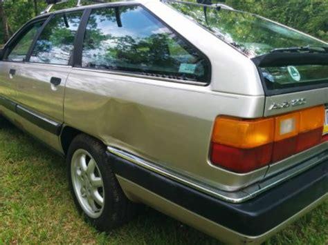 find   audi  quattro avant base wagon  door