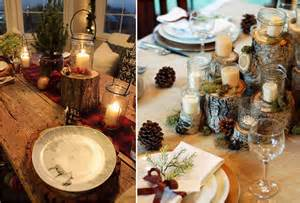 Ideas for decorating christmas table pictures ideas for decorating