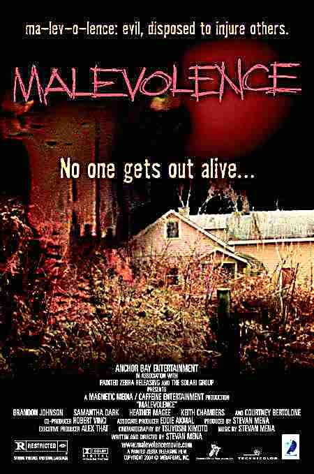 malevolence movie 2004 the reel scoop malevolence review