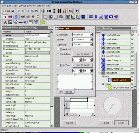 qt own layout qt toolkit qt gui designer
