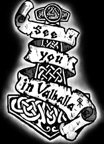 valhalla tattoo designs 288 best images about ideas on norse