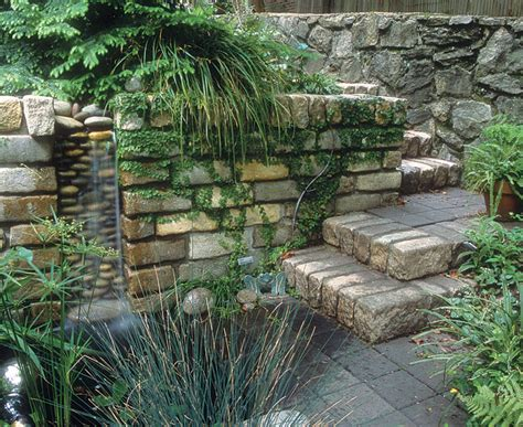 water features for backyard small backyard water features modern diy designs