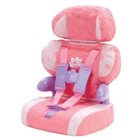 doll booster seat new baby huggles car boosterseat doll car seat by