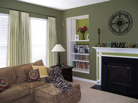 green living room paint a coordinated color palette update mochi home mochi home