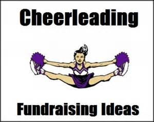 These cheer fundraisers are grouped into product ideas and event ideas