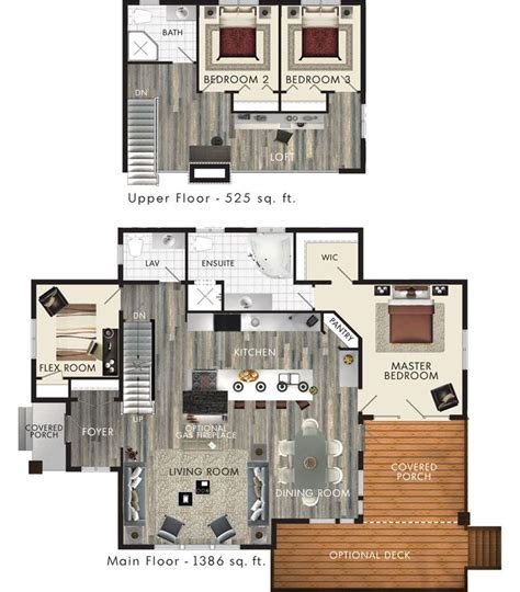 small house floor plans with loft 3 bedroom house plans with loft