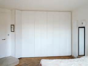 commissions white laminate wardrobe