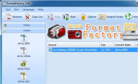 format factory download cnet pc music technogeek 5 free flac to mp3 converters