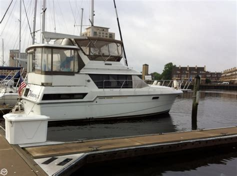 Carver Aft Cabin Boats For Sale by Used Carver 3807 Aft Cabin Motoryacht Boats For Sale