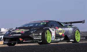 lamborghini murcielago drift car begins testing uses rwd