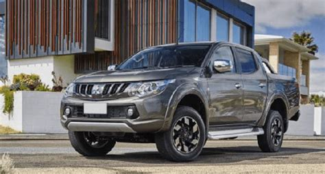 Mitsubishi Truck 2020 by 2020 Mitsubishi L200 Review Price Specs Trucks Reviews