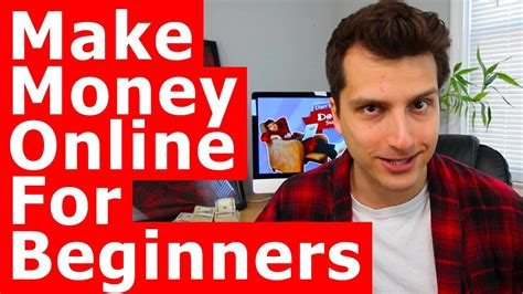 Make Money Online Beginners - how to make money online for beginners who suck at