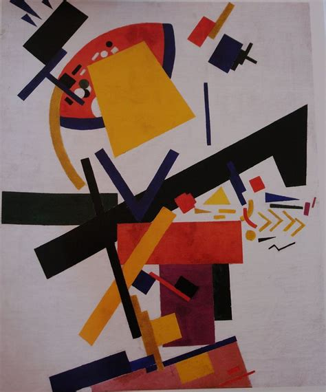 kazimir malevich suprematism 2 geometric abstraction