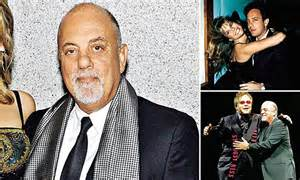 York Daily Record Divorces I Stopped Writing Songs It Took Its Toll My Personal Went To Hell Billy Joel