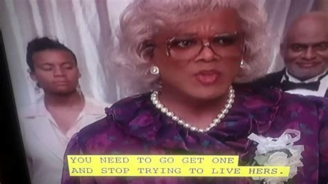 Tyler Perry Wedding - madea family reunion wedding ) in a scene from ...